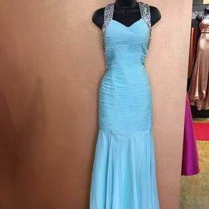 Colors Prom Gown